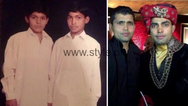 Kamran Akmal and Umar Akmal Childhood