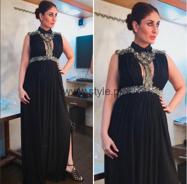 Kareena Kapoor Is Displaying Fashion Trends For Pregnant Women 5