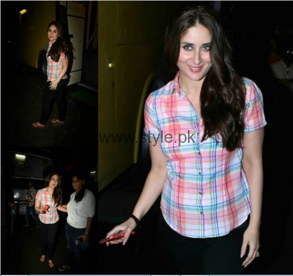 Kareena Kapoor is displaying Fashion Trends for Pregnant Women (6)
