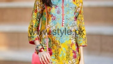 Khaadi New Midsummer Dresses 2016 For Women001
