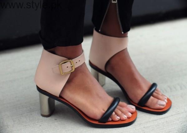 Latest Block Heel Sandals 2016 (13)