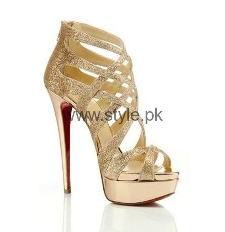 Gold Shoes For Wedding 70 Marvelous Latest Bridal Golden High