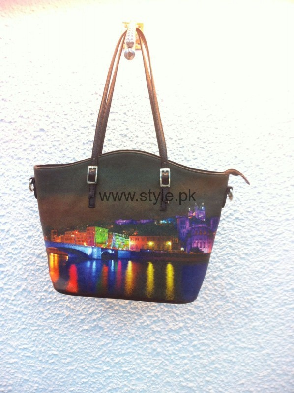 Latest Digital Print Handbags 2016 (17)