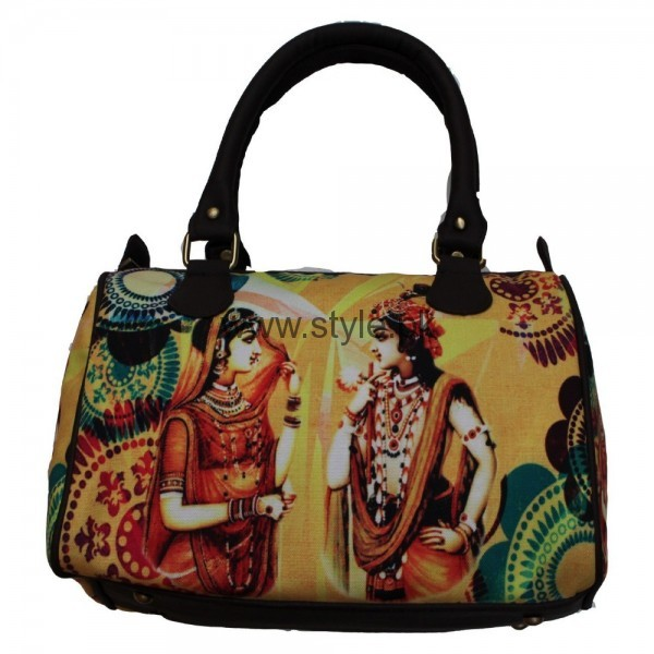 Latest Digital Print Handbags 2016 (5)