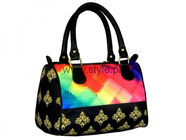 Latest Digital Print Handbags 2016 (9)