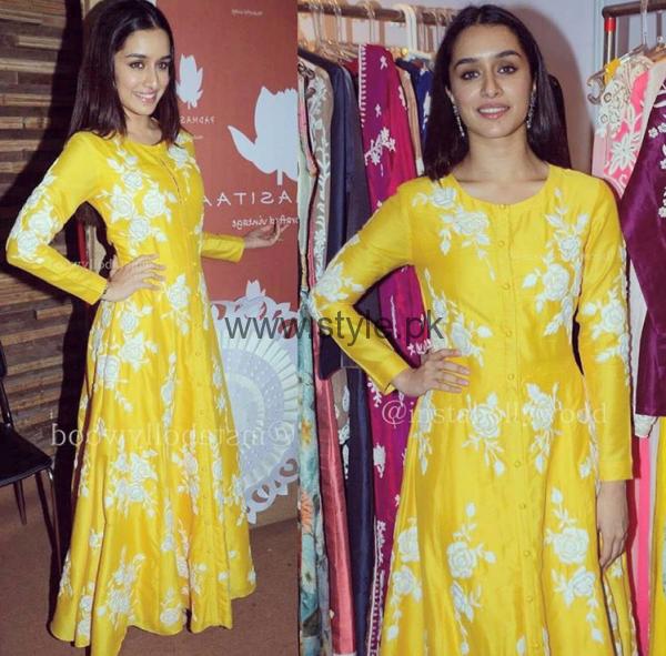Latest Dresses 2016 for Mehndi Event (1)