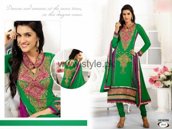 Latest Dresses 2016 for Mehndi Event (17)