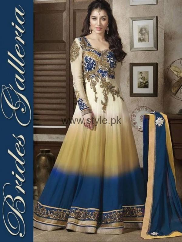 Latest Dresses 2016 for Mehndi Event (5)