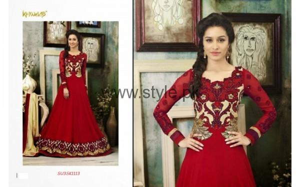 Latest Dresses 2016 for Mehndi Event (7)