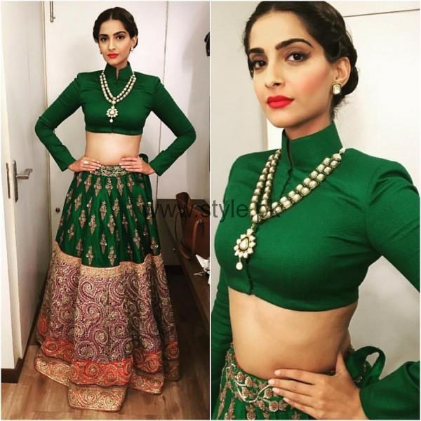 Latest Dresses 2016 for Mehndi Event (9)