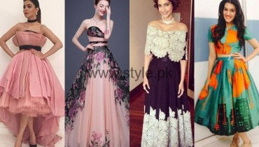 See Latest Dresses for Birthday Girls 2016
