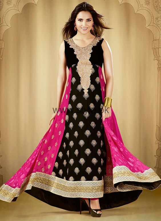 Latest Embroidered dresses 2016 for Newly Married girls (20)