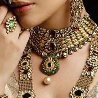 Latest Kundan Bridal Jewellery 2016 (12)