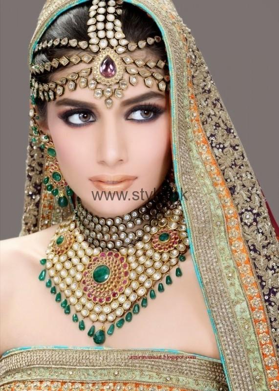 Latest Kundan Bridal Jewellery 2016 (15)