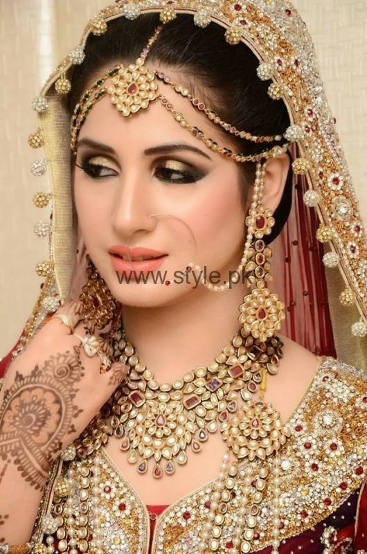 Latest Kundan Bridal Jewellery 2016 (2)