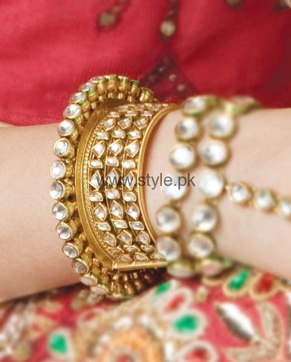 Latest Kundan Bridal Jewellery 2016 (4)