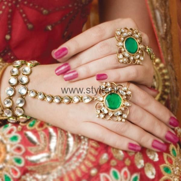 Latest Kundan Bridal Jewellery 2016 (5)