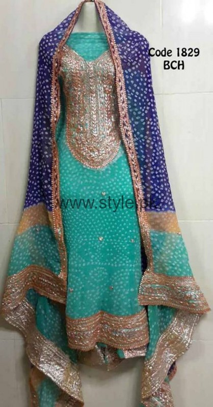 Latest Mayon Chunri Dresses 2016 for Women (12)