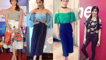 See Latest Off-Shoulder Tops 2016