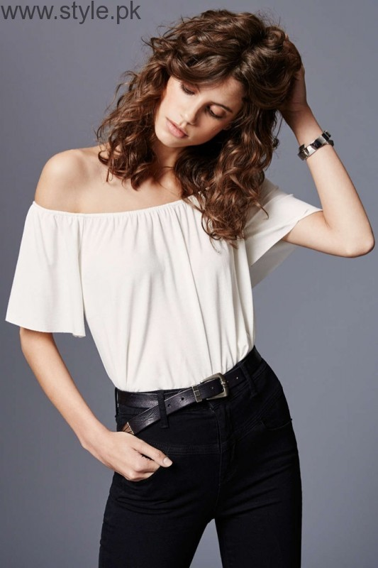 Latest Off-Shoulder Tops 2016 (25)