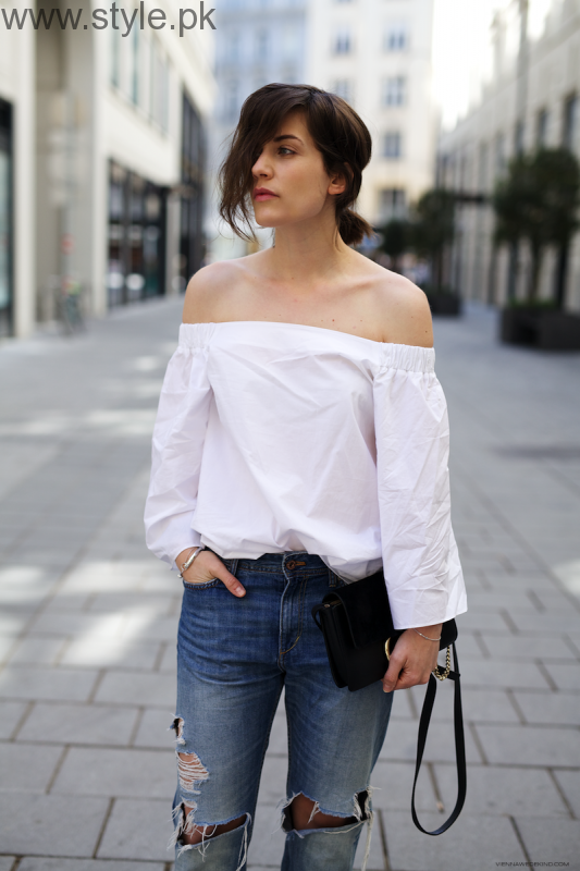 Latest Off-Shoulder Tops 2016 (5)