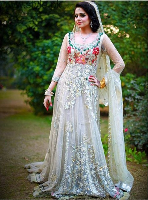 Nikah dresses in pakistan 2018 images