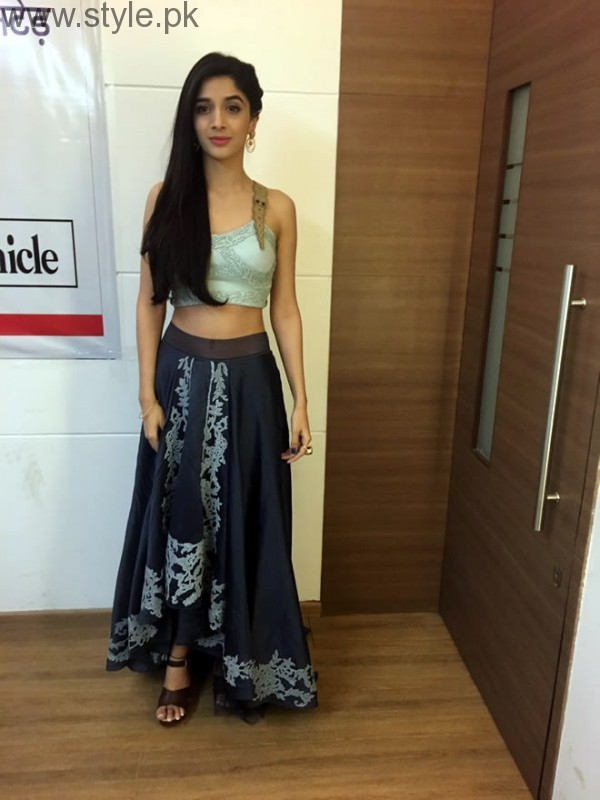 Mawra Hocane in Long Skirt