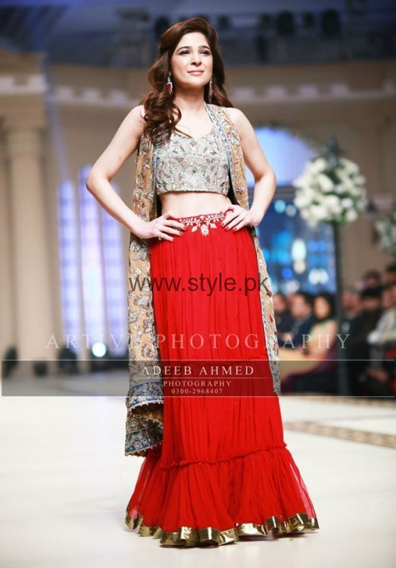 Latest Party Wear Dresses 2016 for Women (12)