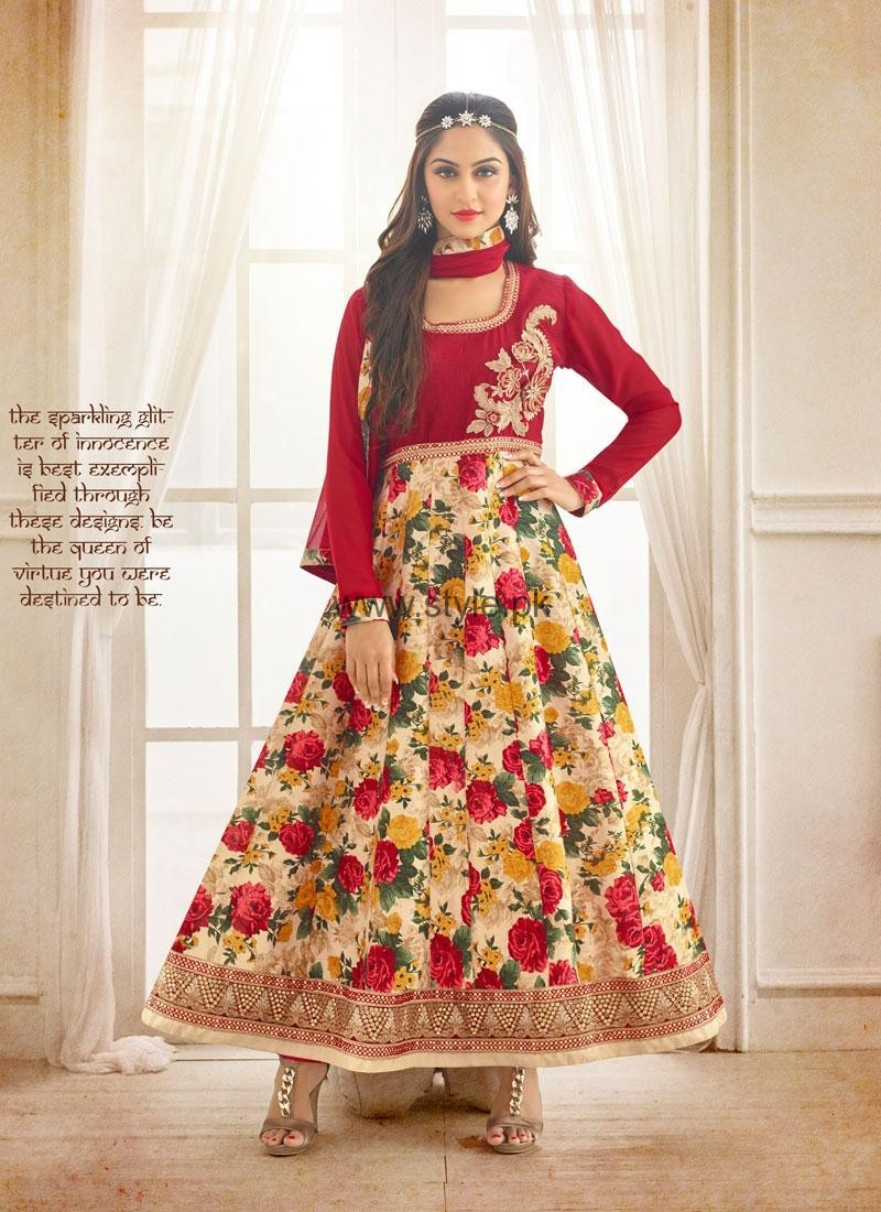 ef826394a Latest Party Wear Dresses 2016 for Women