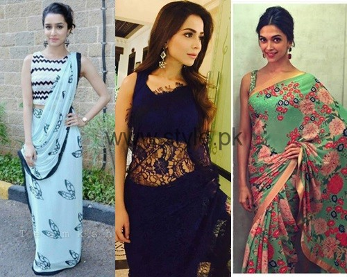 Latest Sarees for Women 2016 (1)