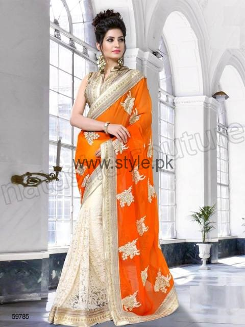 Latest Sarees for Women 2016 (12)