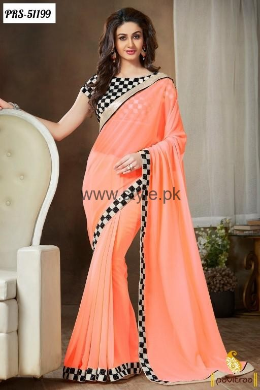 Latest Sarees for Women 2016 (13)