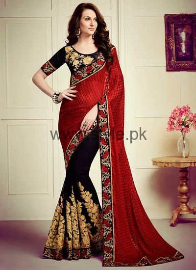 Latest Sarees for Women 2016 (14)
