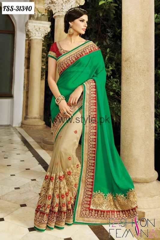 Latest Sarees for Women 2016 (19)