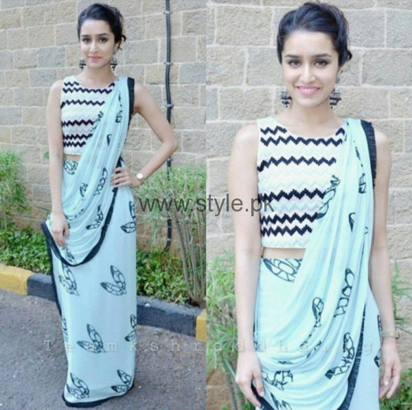 Latest Sarees for Women 2016 (2)