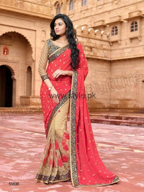 Latest Sarees for Women 2016 (20)