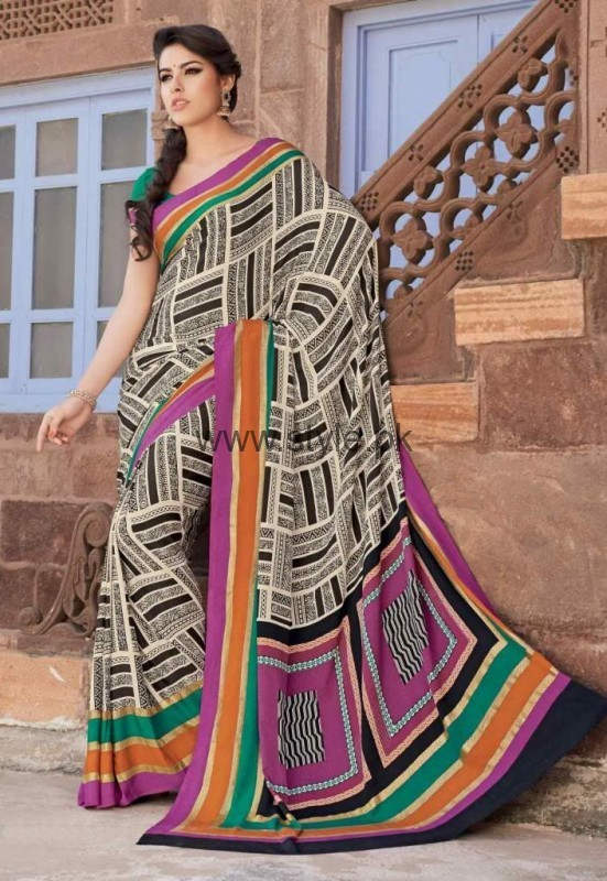 Latest Sarees for Women 2016 (7)