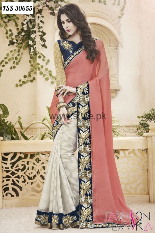 Latest Sarees for Women 2016 (9)
