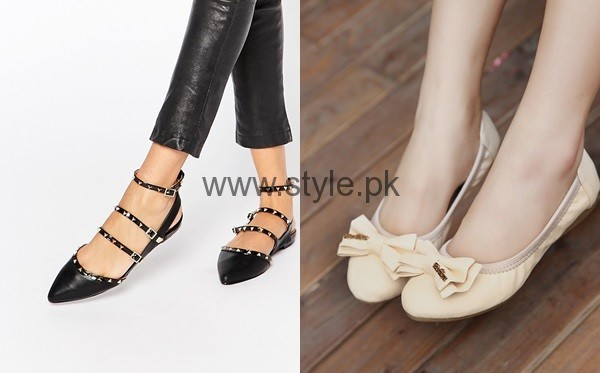 See Latest Summer Flat Pumps 2016