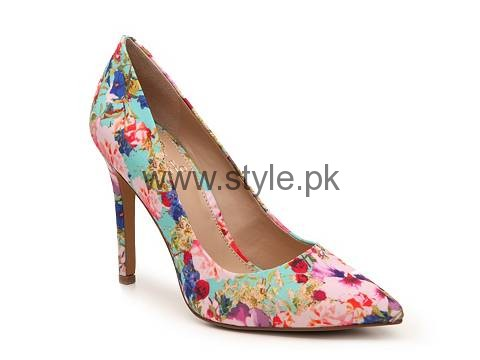 Latest Summers Floral Heels 2016 (7)