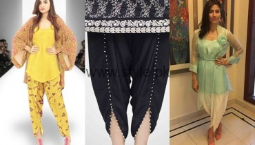 See Latest Tulip Pants Trend 2016