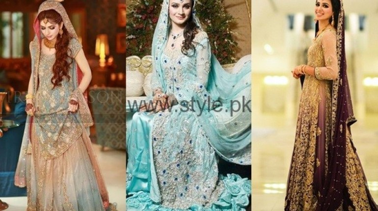 See Latest Walima Dresses