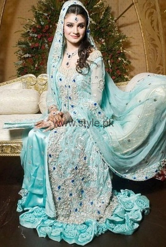 Pakistani Walima Bridal Dresses