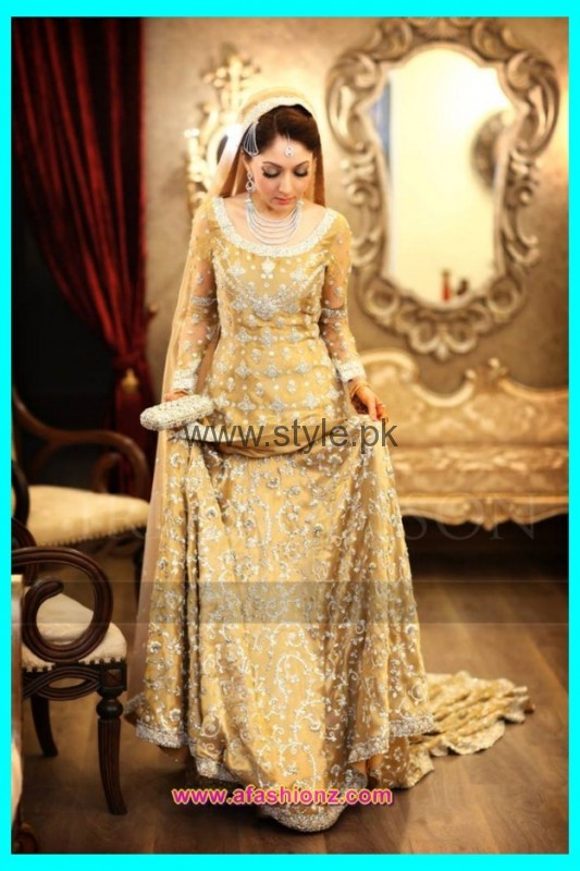 Latest Walima Dresses