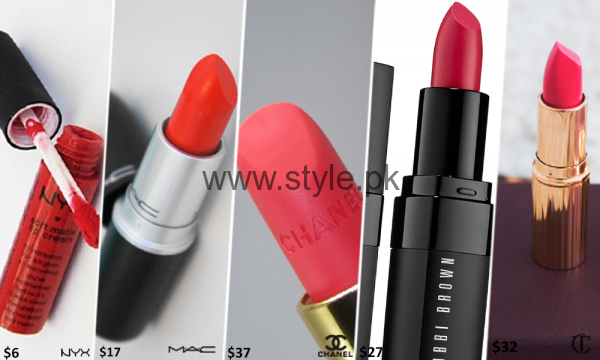 See Lipstick trends 2016 for Pakistani Skin Tone