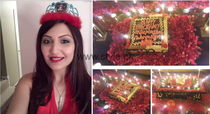 Maheen Rizvi Birthday Photo