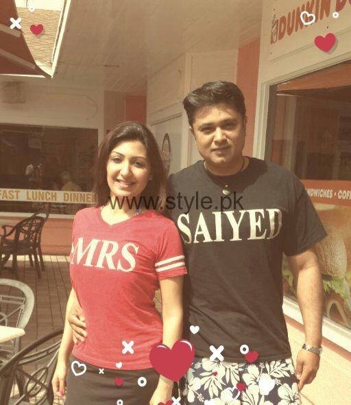 Maheen Rizvi's family Pictures (6)