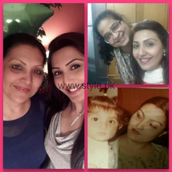 Maheen Rizvi's family Pictures (7)