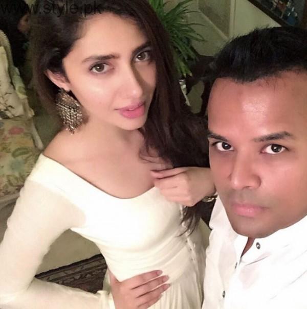 Mahira Khan Makeup Artist