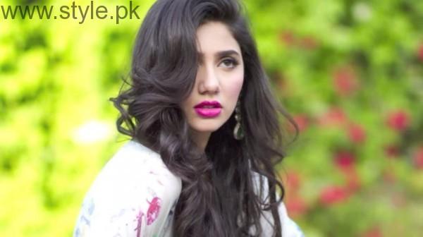 Mahira Khan Nose